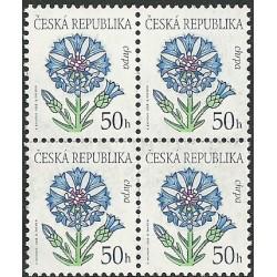 378.čtbl, Krása květů- Chrpa,**,