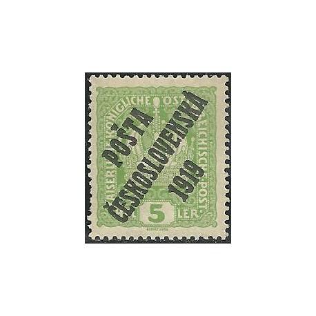 34. /186.- rakouské zn. císařská koruna,**,