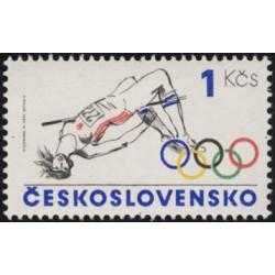 2663- 2666./4/, Sport - olympijské hnutí,**,