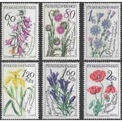 1377- 1382./6/, Flóra- květiny ,**,