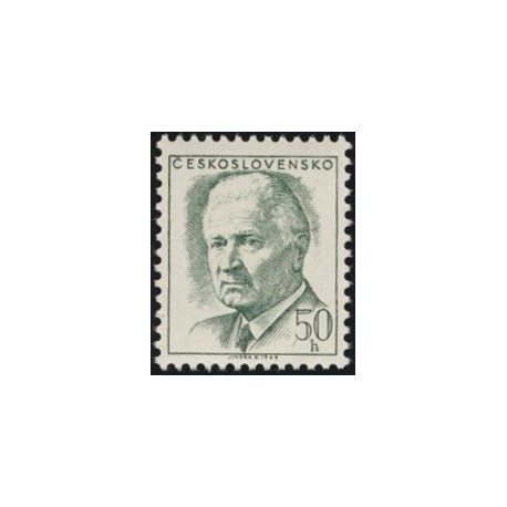 1808.- Prezident ČSSR,**,