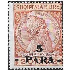 41/29. Albanie,*,