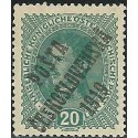 039. /222.- rakouské zn. Císař Karel I.,**,