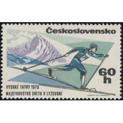 1805.- Mistrovství světa v lyžování ve Vysokých Tatrách 1975,**,