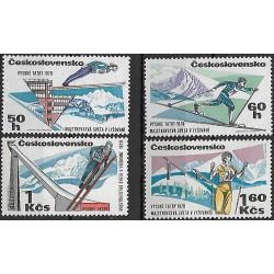 1804- 1807./4/, Mistrovství světa v lyžování ve Vysokých Tatrách 1975,**,