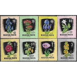 1799-1806./8/, Maďarsko, květena,**,