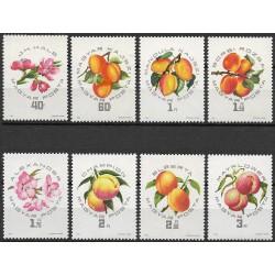 2044-2051./8/, Maďarsko, ovoce,**,