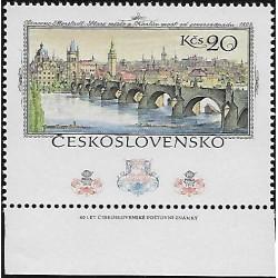 2333. 60 let čs.poštovní známky,**,
