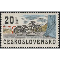 2154.- Z historie motocyklů,**,