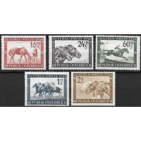 785- 789./5/, Koně- dostihy ,**,/*/,