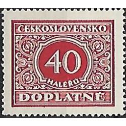 DL59.- Doplatní definitivní vydání,**,
