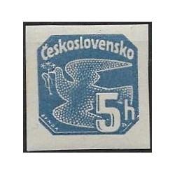 NV15.- Novinové - holubice,*,