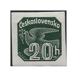 NV20.- Novinové - holubice,**,