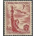 Československo 1955 - 1959,**, 814- 1091
