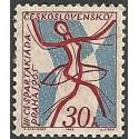 Československo 1965- 1969,**, 1409- 1803