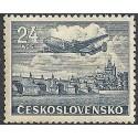 letecké, doplatní, novinové, služební, doruční, Československo 1945- 1992,**,